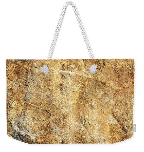 Sun Stone Weekender Tote Bag