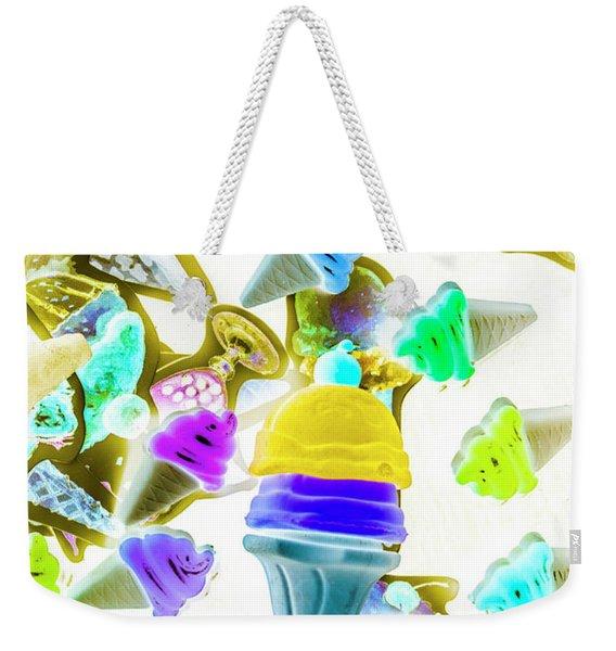 Sundae. Everyday. Weekender Tote Bag