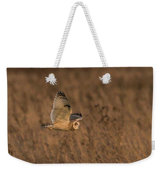Sundown Flyby Weekender Tote Bag