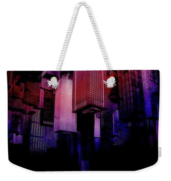 Sunken City Weekender Tote Bag