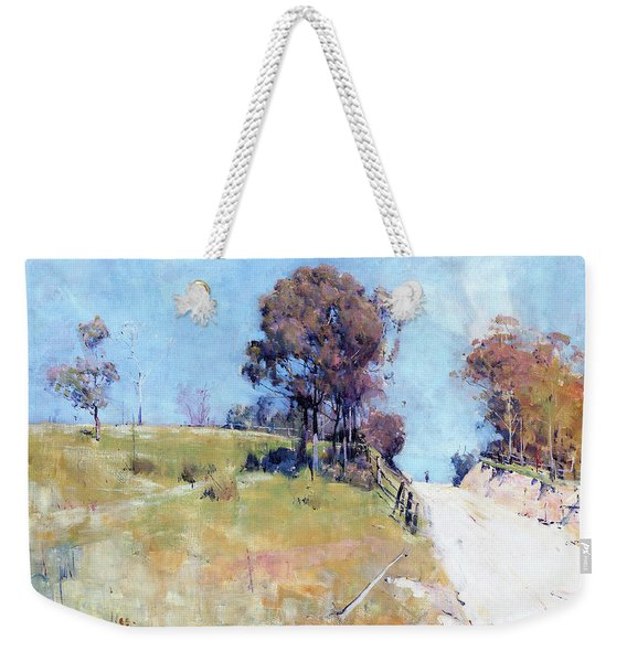 Sunlight, Cutting On A Hot Road - Digital Remastered Edition Weekender Tote Bag