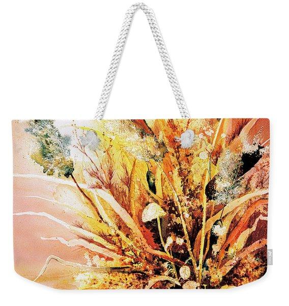 Sunlite Cattails Weekender Tote Bag