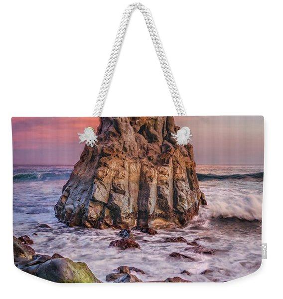 Sunrise On Playa El Bollullo Weekender Tote Bag