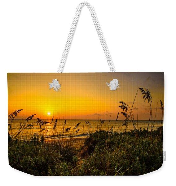Sunrise On The Dunes  Weekender Tote Bag