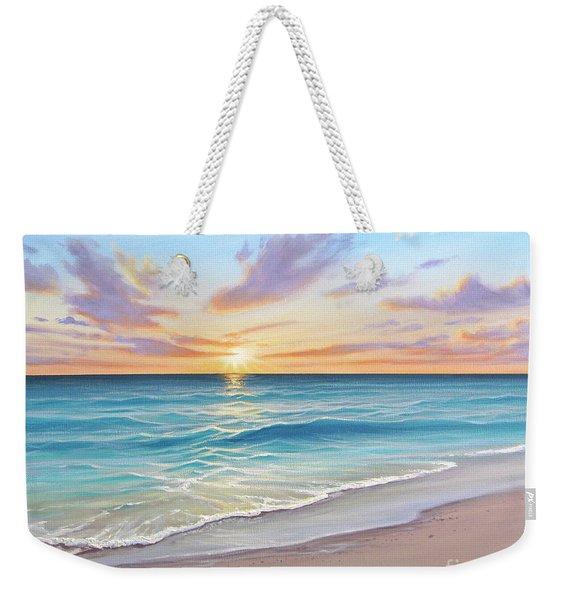 Sunrise Splendor Weekender Tote Bag