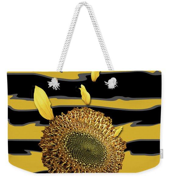 Sun's Flower Weekender Tote Bag