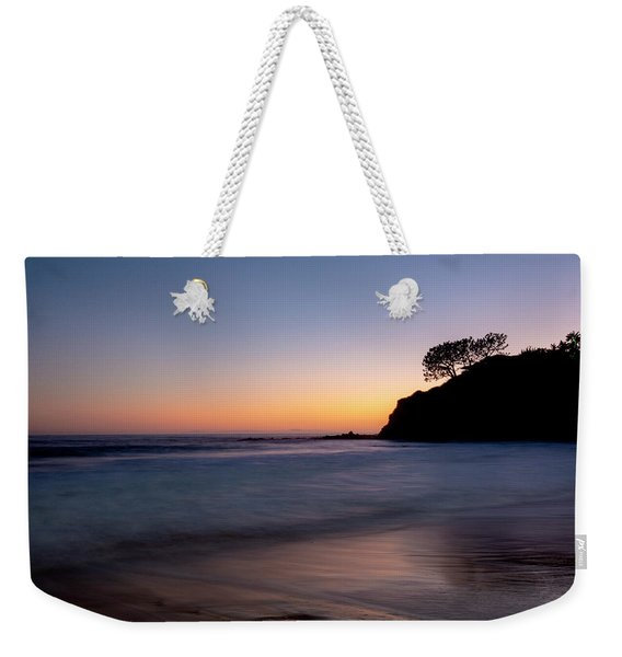 Sunset At Abalone Cove Weekender Tote Bag