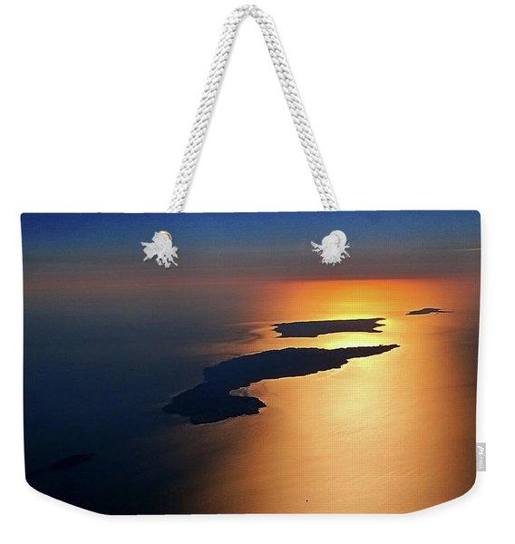 Sunset At Lyon Rock II Weekender Tote Bag