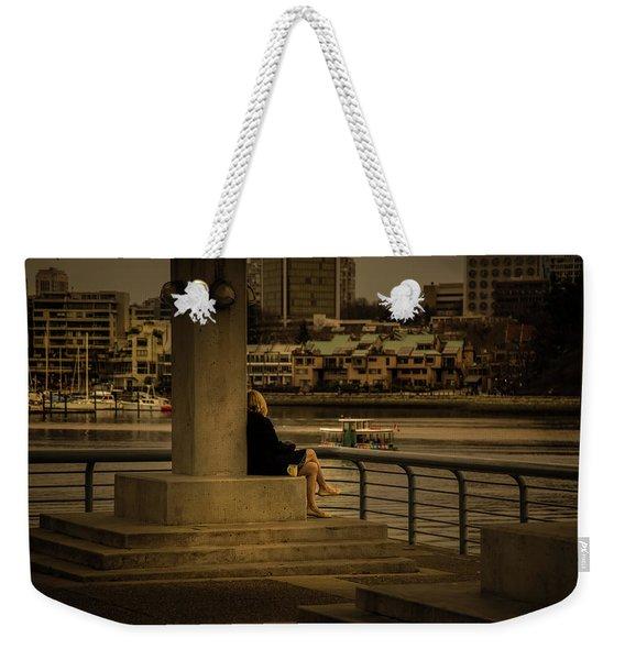 Sunset Enjoyment Weekender Tote Bag