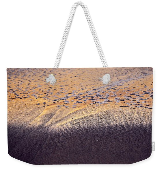 Sunset In The Sand Weekender Tote Bag