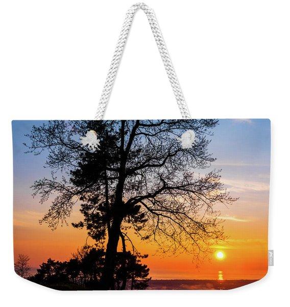 Sunset - Monte D'oro Weekender Tote Bag