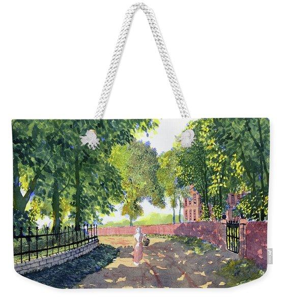 Sunshine And Shadows Weekender Tote Bag