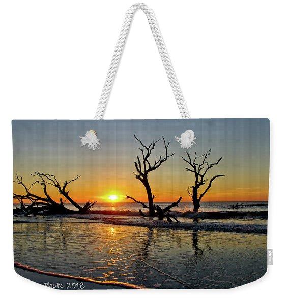 Sunsup Weekender Tote Bag