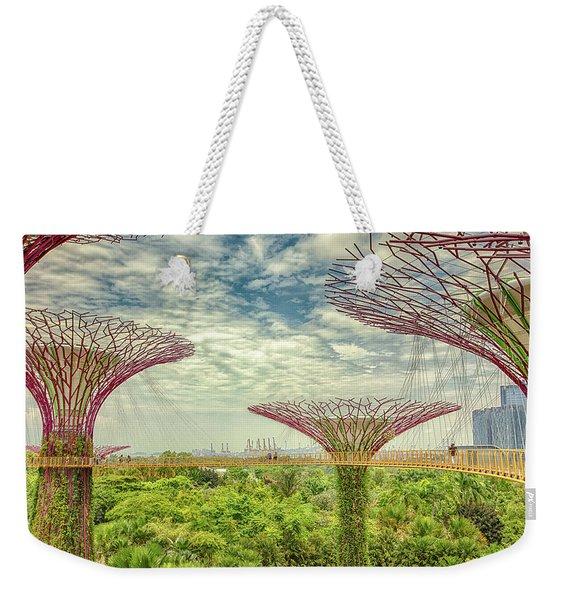 Supertree Grove Weekender Tote Bag