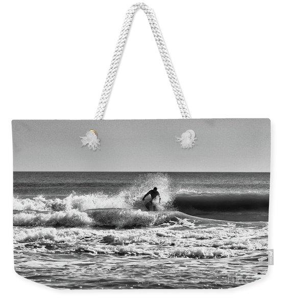 Surfer Dude Weekender Tote Bag