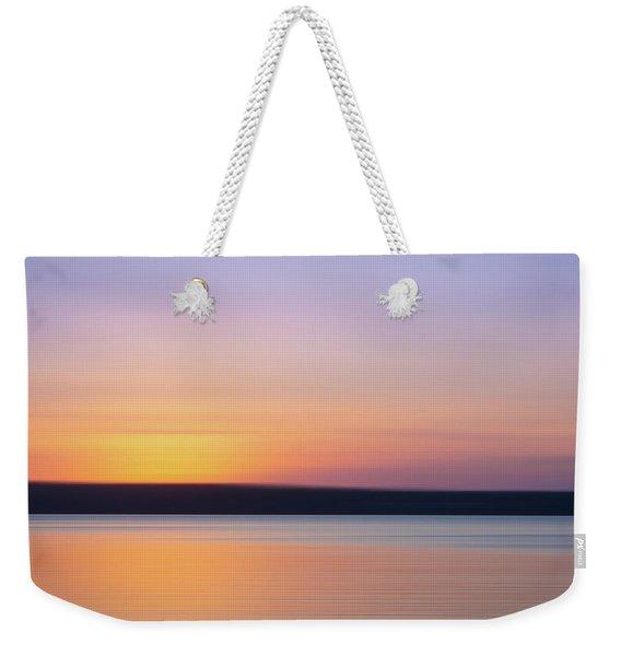 Susnet Blur Weekender Tote Bag