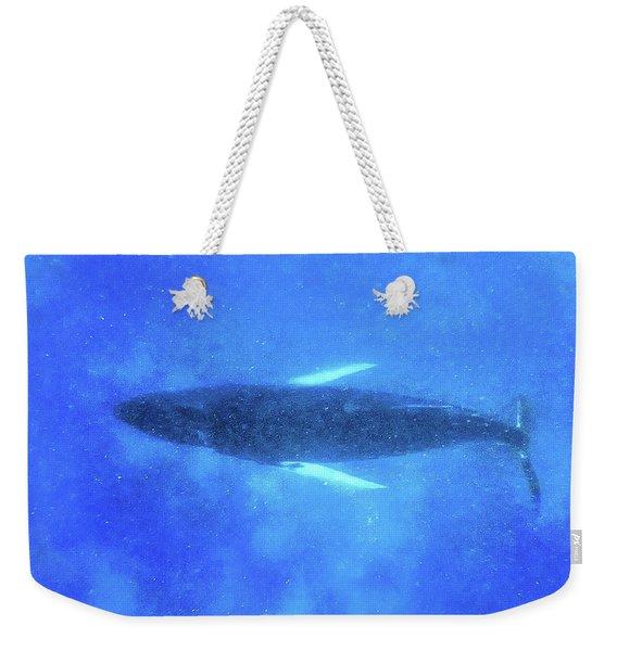 Suspension Weekender Tote Bag