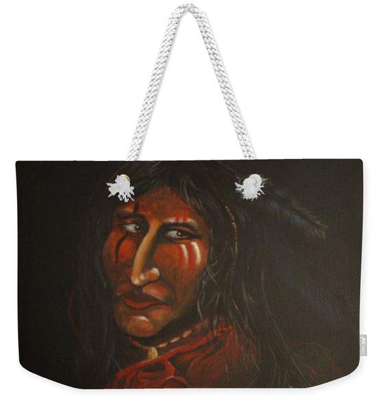 Suspicion Or Uncertainty Weekender Tote Bag