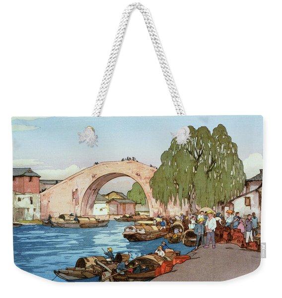 Suzhou - Digital Remastered Edition Weekender Tote Bag