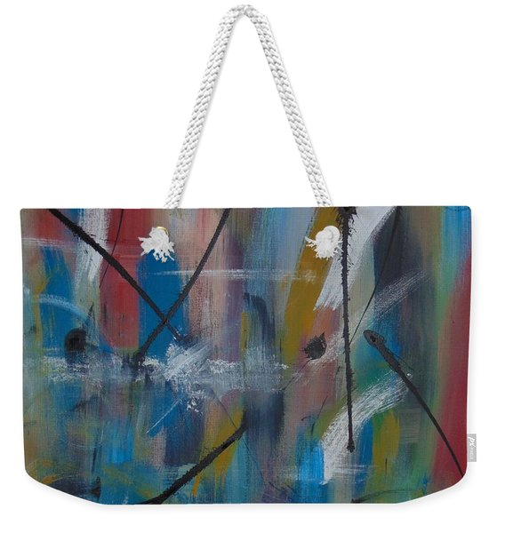 Swimming Thoughts Weekender Tote Bag