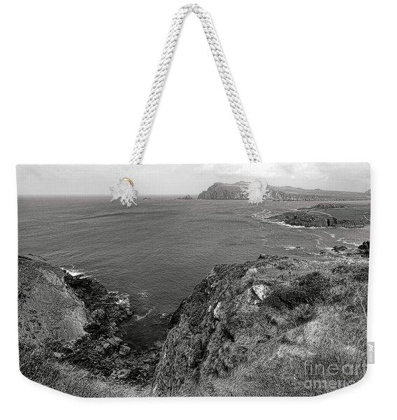 Sybil Head On Ballyferriter Bay  Weekender Tote Bag