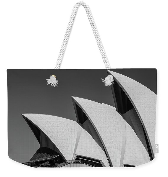 Sydney_opera Weekender Tote Bag