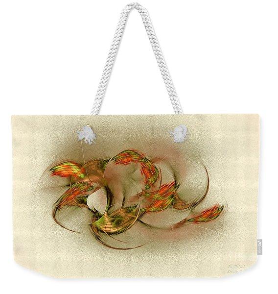 Ta Bitjet Scorpion Goddess Weekender Tote Bag