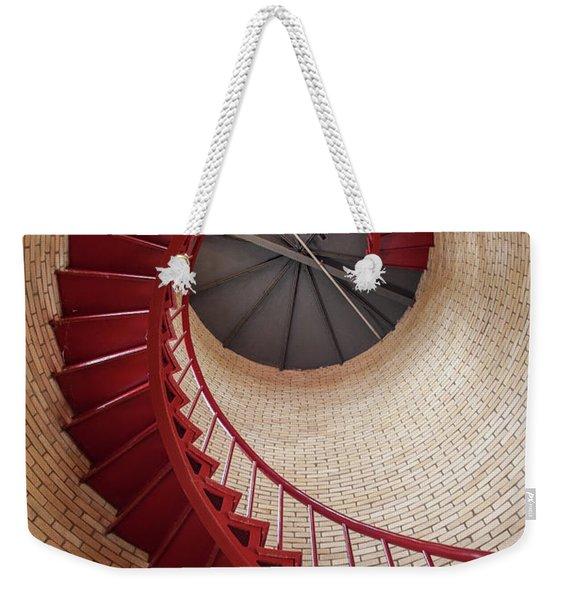 Take It To The Top Weekender Tote Bag