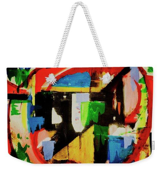 Take Me There Weekender Tote Bag