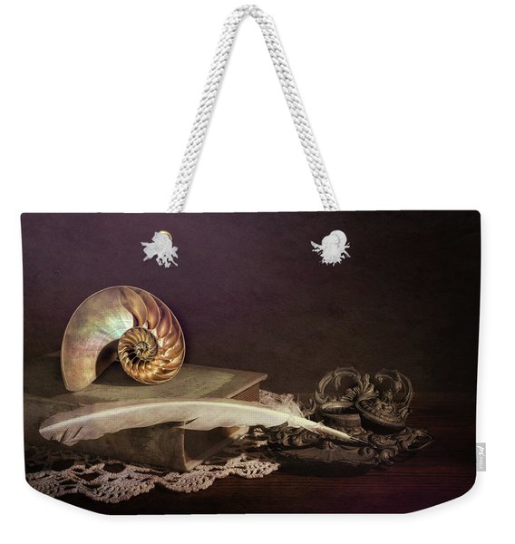 Tales Of The Sea Weekender Tote Bag