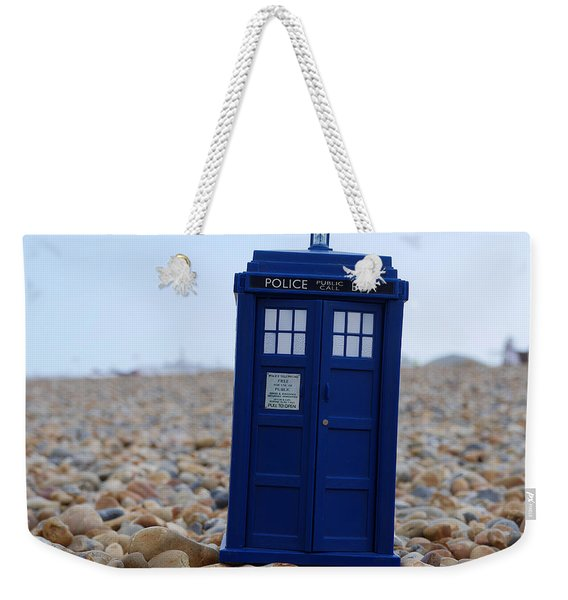 Tardis - Vacation Weekender Tote Bag