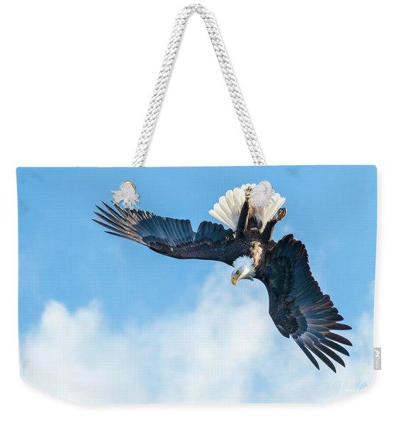 Target Acquired Weekender Tote Bag