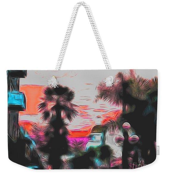 Tauranga New Zealand Weekender Tote Bag