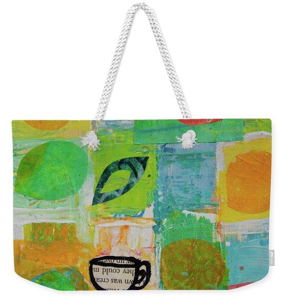 Tea Box 2 Weekender Tote Bag