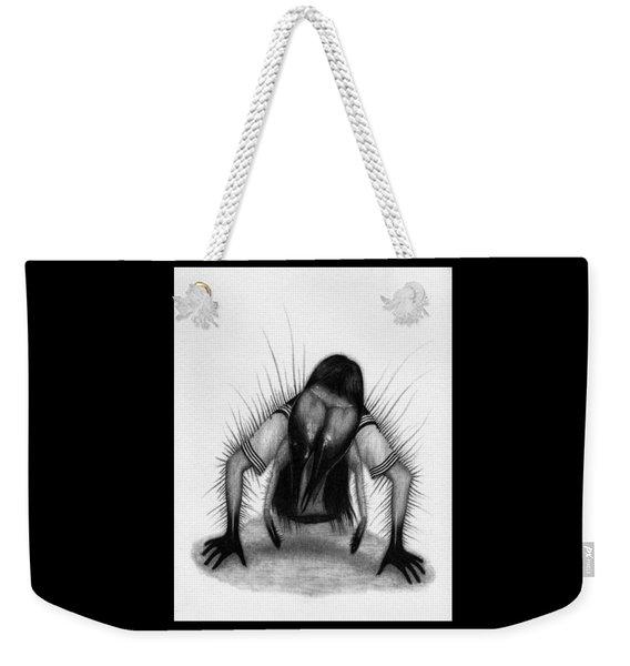 Teke Teke - Artwork Weekender Tote Bag