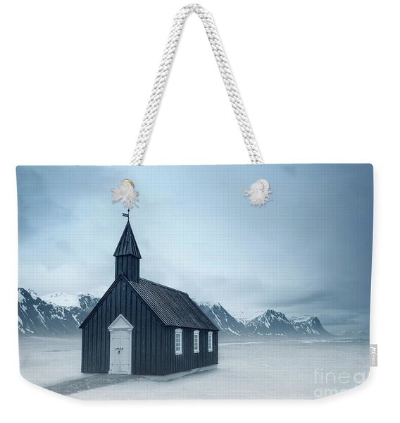 Temple Of The Winds Weekender Tote Bag