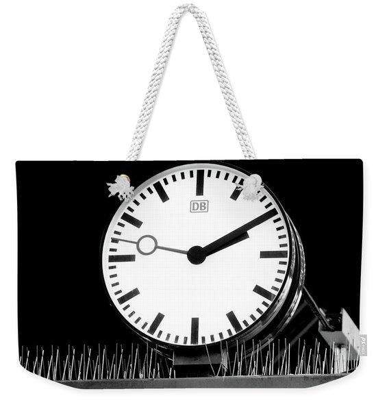 Ten After Two Weekender Tote Bag