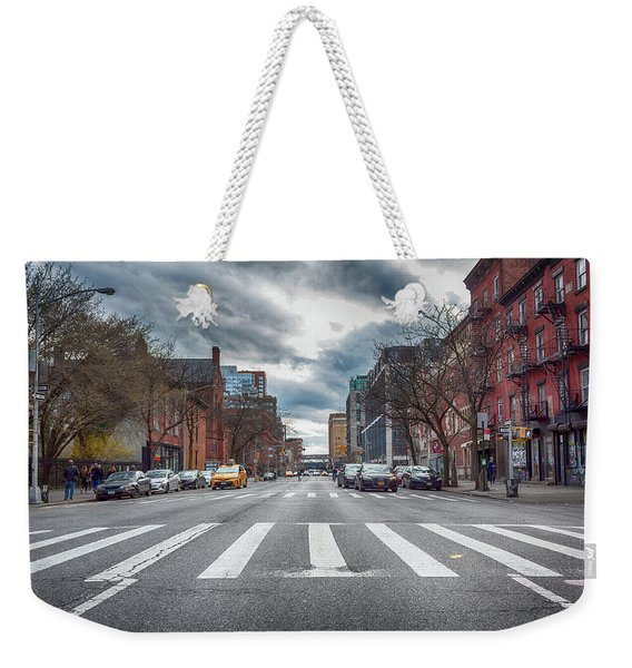 Tenth Avenue Freeze Out Weekender Tote Bag