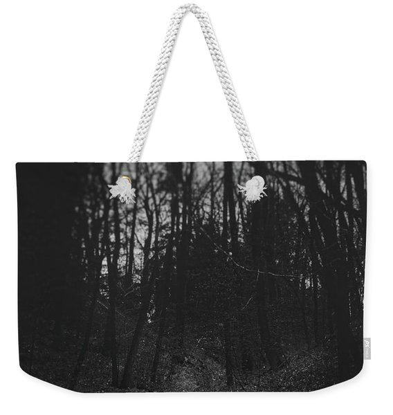 That Lonesome Road Weekender Tote Bag