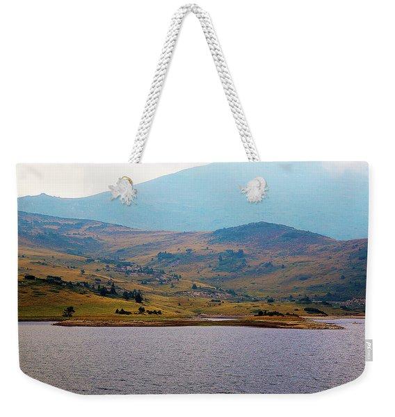 That Small Island Weekender Tote Bag