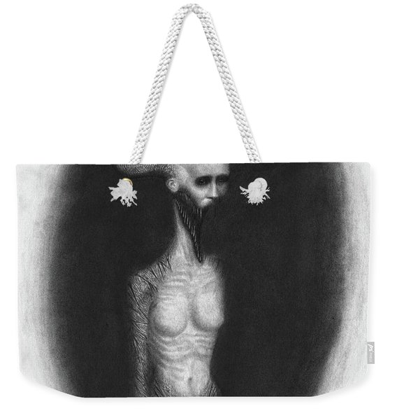That Which Feasts On The Seventh Night - Artwork Weekender Tote Bag