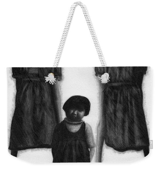 The Abberant Sisters - Artwork Weekender Tote Bag
