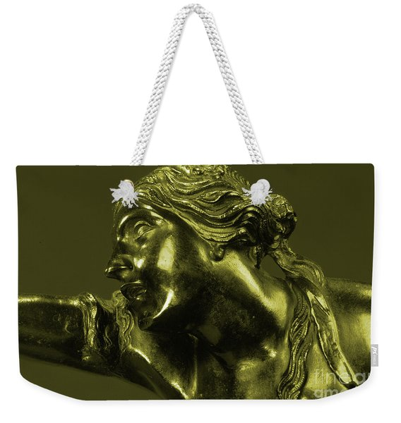 The Abduction Of Helen Weekender Tote Bag