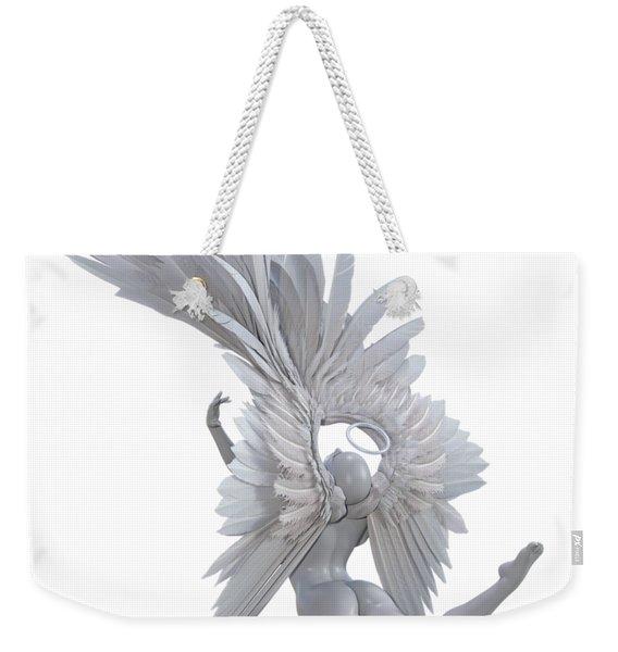 The Angelic Gift Weekender Tote Bag