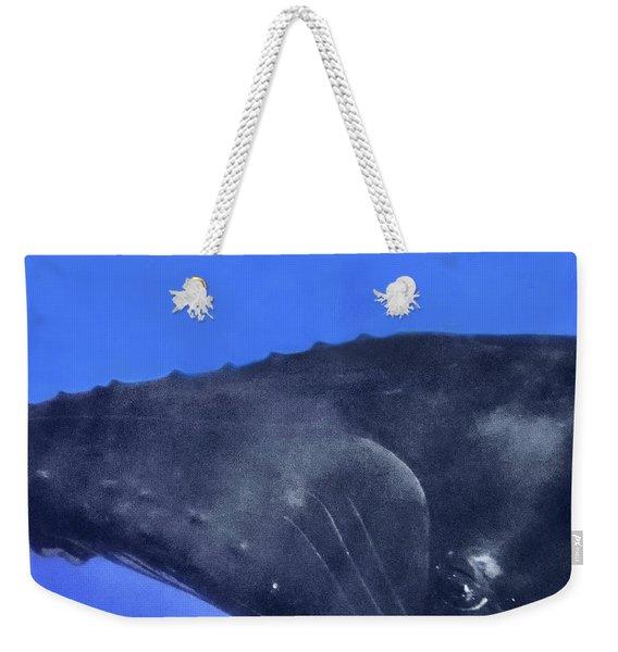 The Approach Weekender Tote Bag