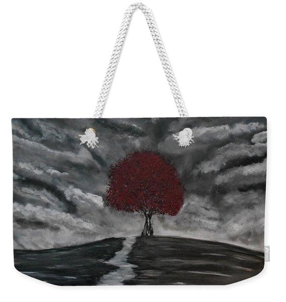 The Art Of Life Weekender Tote Bag