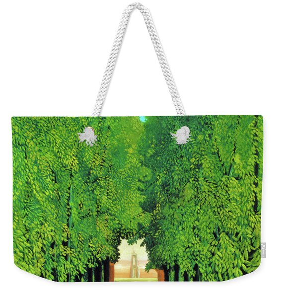 The Avenue In The Park At Saint Cloud - Digital Remastered Edition Weekender Tote Bag