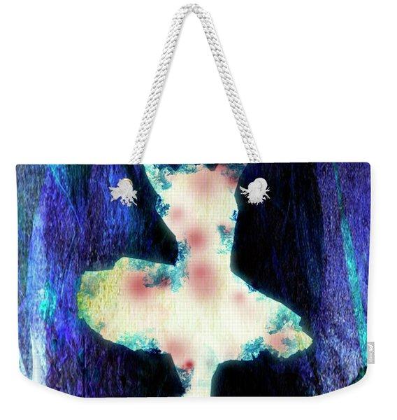 The Ballet Dancer Weekender Tote Bag
