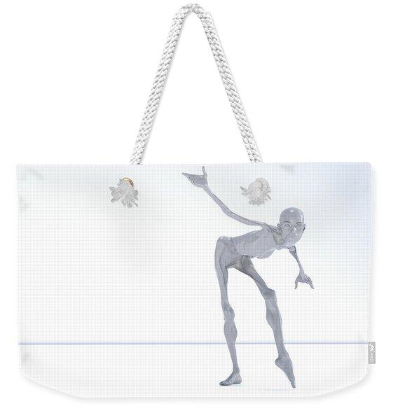 The Beautiful Lisa Bow 019 Weekender Tote Bag