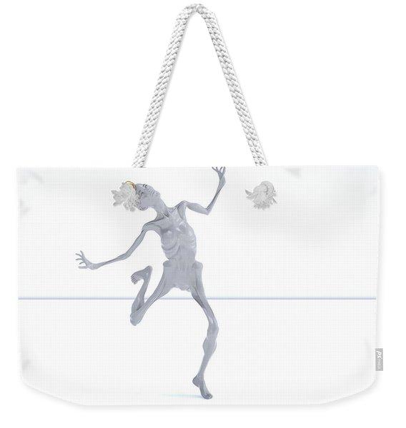 The Beautiful Lisa Dance 044 Weekender Tote Bag